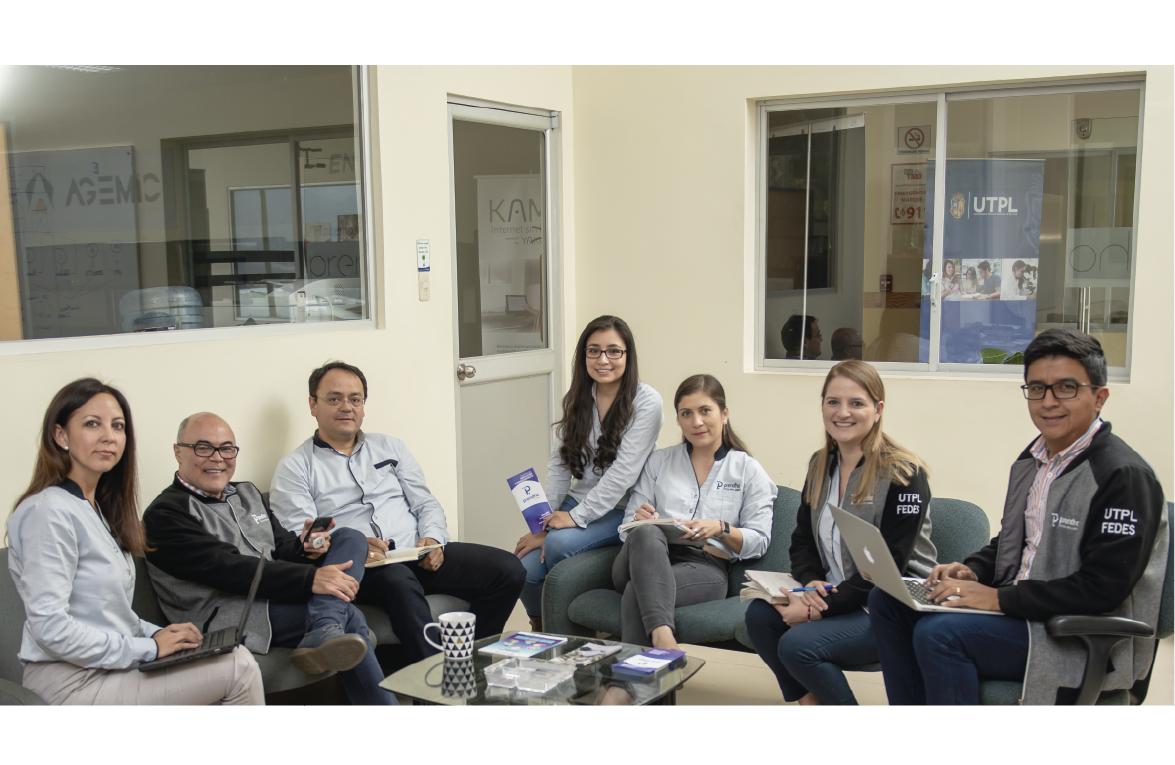 Prendho – UTPL recibió Mención Especial en premios internacionales de responsabilidad social
