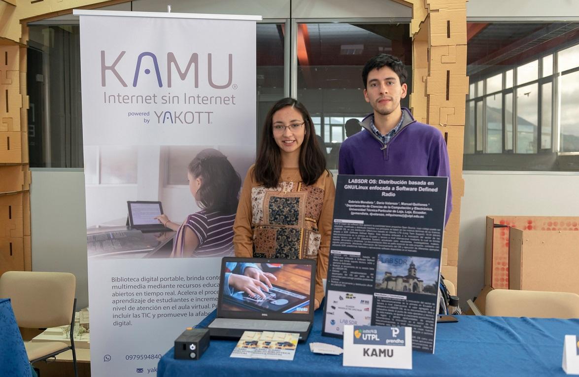 KAMU, acceso a contenido educativo sin internet en zonas rurales del Ecuador