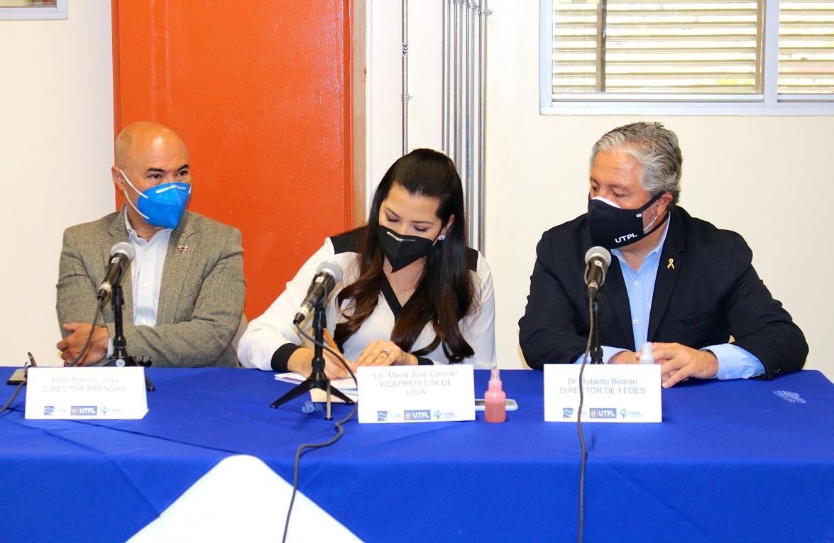 UTPL, AEI y Prefectura de Loja se unen para impulsar el emprendimiento