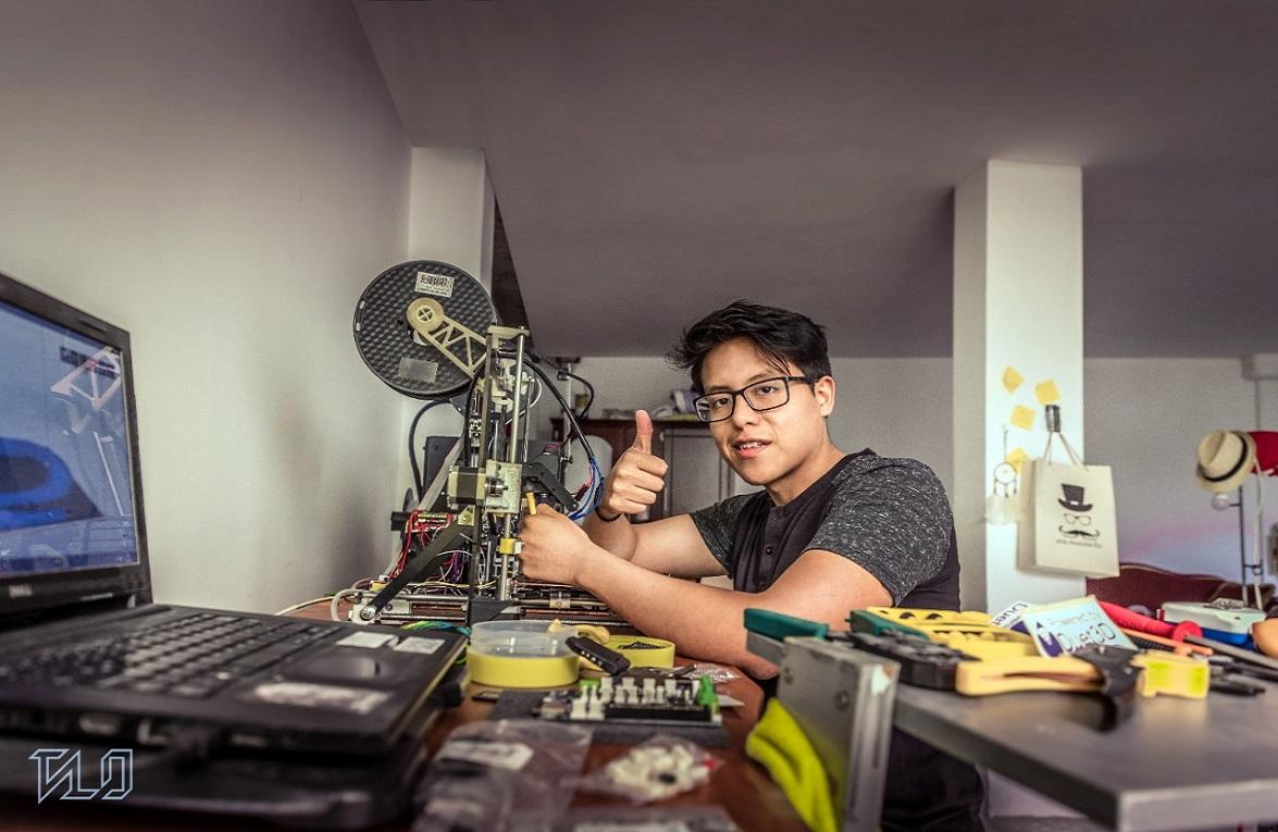 """""""Tachapir"""" muestra el potencial de la impresión 3D en feria de alimentos"""