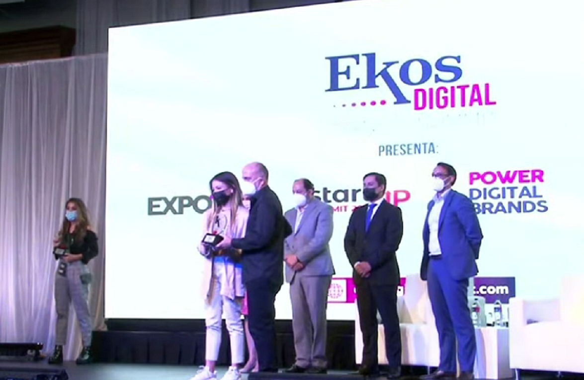 'Niftymark' obtiene tercer lugar en evento nacional de negocios